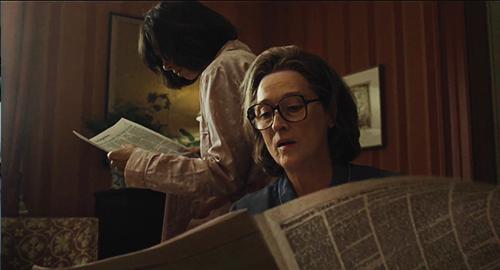 The Post Meryl Streep