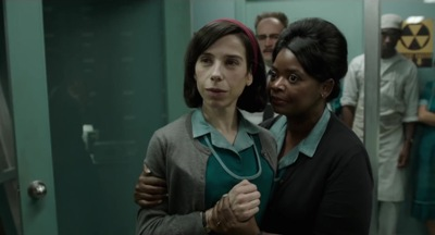 THE SHAPE OF WATER Official Trailer FOX Searchlight 415