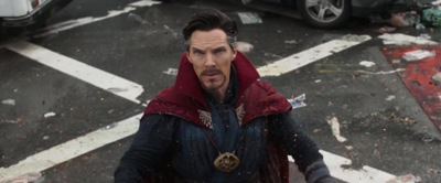 Marvel Studios' Avengers Infinity War Benedict Cumberbatch Dr Strange