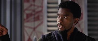 Marvel Studios' Avengers Infinity War Chadwick Boseman Black Panther