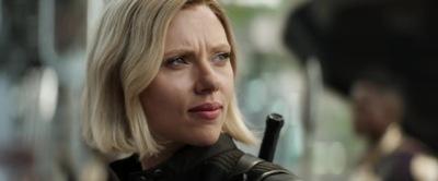 Marvel Studios' Avengers Infinity War Scarlett Johanson Black Widow