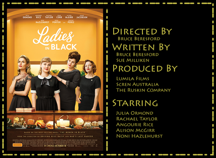 Ladies In Black info