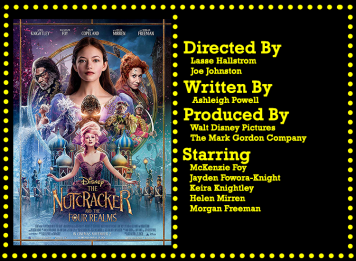 The Nutcracker And The Four Realms Cast & Crew