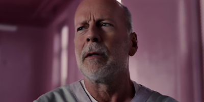 glass bruce willis