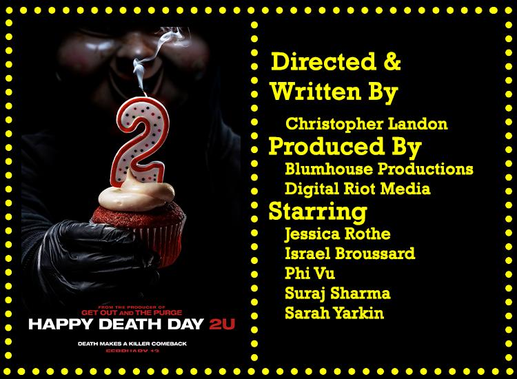 Happy Death Day 2U Info