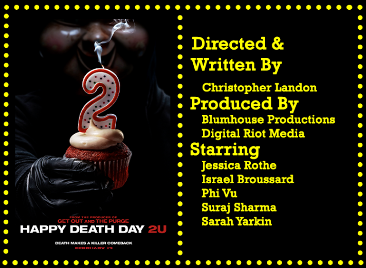 Happy Death Day 2U Info