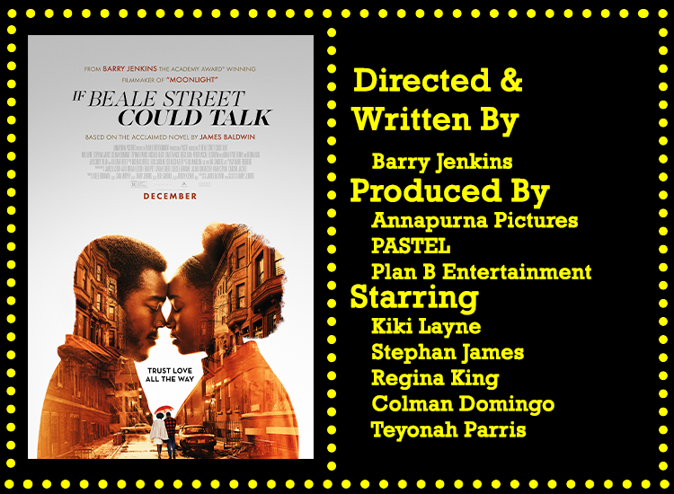 If Beale Street Could Talk Info