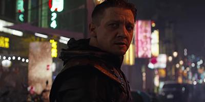 Avengers Endgame Jeremy Renner