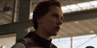 Avengers Endgame Scarlett Johansson