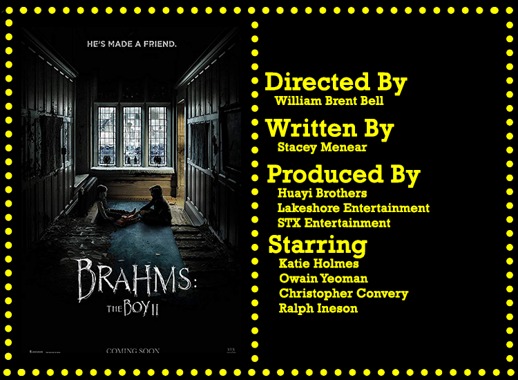 Brahms: The Boy 2 Info